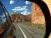 voyage par la route Images libres de droits