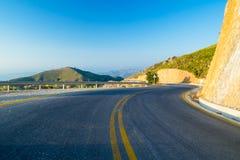 Voyage par la route d'été Image libre de droits
