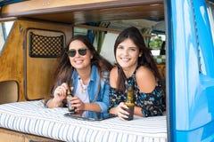 Voyage par la route d'été Photo libre de droits