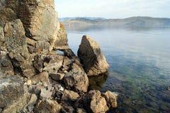 Voyage par les beaux coins de la nature image stock