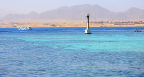 Voyage on the Red sea. Egypt Royalty Free Stock Photo