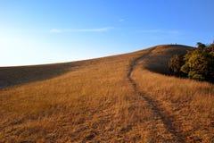 Voyage sur la montagne Photo libre de droits