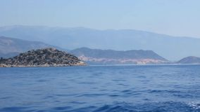 Voyage. Turkey, Kemer, Kekova-Simena Region, Western Taurus Stock Photo