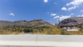 Voyage vers la Grèce Images libres de droits