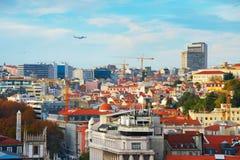 Voyage vers Lisbonne, Portugal Images stock