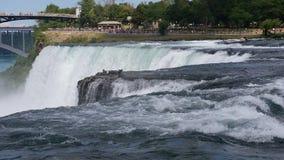 Voyage vers Niagara Photos libres de droits