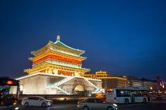 Voyage vers Xi'an Image libre de droits