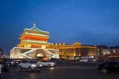 Voyage vers Xi'an Images libres de droits