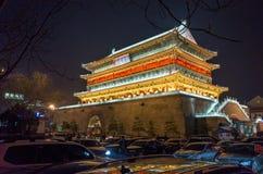 Voyage vers Xi'an Photos stock