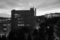 Voyage vivant l'Europe de République Tchèque de czechia Images libres de droits