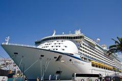 Voyager dos mares Foto de Stock Royalty Free