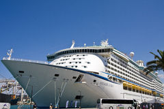 Voyager of the Seas Royalty Free Stock Photo