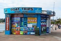 Voyages de bateau Photographie stock libre de droits