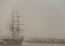 Voyages of Discovery - Tall Ships. Experiential educational experiences offered along the Pacific Coast for children K-12 and Home School Groups.  Experience Stock Photo