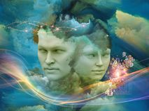 Voyages to the Mind Stock Images