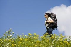 Voyageur Image stock