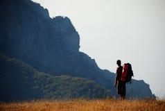voyageur Photo libre de droits