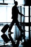 Voyageur d'affaires Images libres de droits