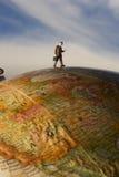 Voyageur d'affaires photos libres de droits