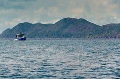 Voyagez sur un bateau, vacances, vacances, Thaïlande Images libres de droits
