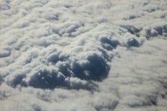 Voyez que le ciel ci-dessus est une expérience passionnante Images libres de droits