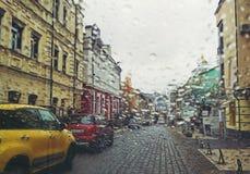 Vozdvizhenskaya Street royalty free stock image