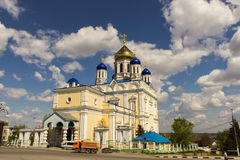 Voznesenskij大教堂 免版税库存图片