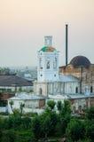 Voznesensko-Georgiyevsky church in Tyumen. Russia Stock Photography