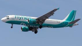 VP-CXF Flynas, Airbus A320-200 Foto de Stock