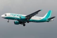 VP-CYD Flynas, Airbus A320 - 200 Imagem de Stock Royalty Free