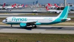 VP-CYD Flynas , Airbus A320 - 200 stock photos