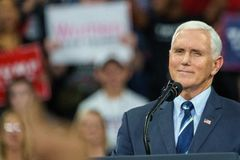 Free VP Mike Pence Stock Image - 166521291