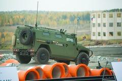 VPK-233115 Tigr-M armored vehicle Stock Photos