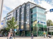 VR银行罗森海姆 免版税图库摄影