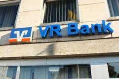 VR银行 库存图片