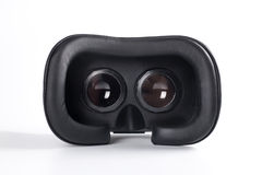 VR玻璃 免版税库存图片