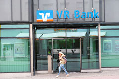 VR Bank Royalty Free Stock Image