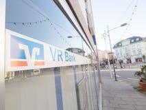 VR-bankabstrakt begrepp Royaltyfri Fotografi