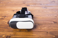 VR headset front near Stock Images