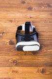 VR headset front Royalty Free Stock Photos