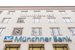 VR Münchner Bank Stock Photography