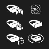 Vr symboler Arkivbild