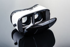 VR Viewer device Royalty Free Stock Images