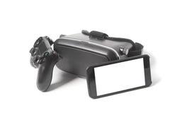 VR virtual reality glasses Stock Photo