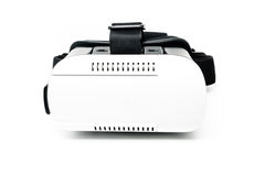 Vr - virtual reality headset Stock Photography