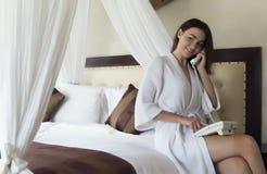 Vraag door phone2 Royalty-vrije Stock Fotografie