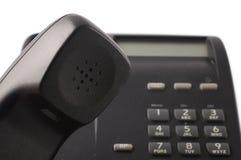 Vraag naar u. Beantwoord de telefoon royalty-vrije stock afbeelding