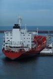 Vrachtboot stock foto