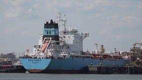 Vrachtschepen, Vrachtschepen, Containerschepen, Boten stock videobeelden