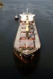 Vrachtschip servet-y Stock Foto